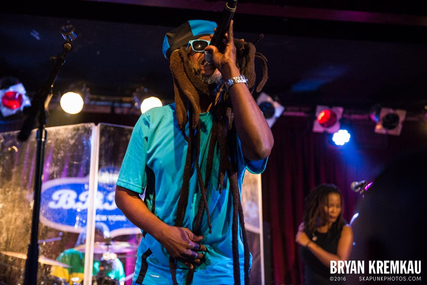 Steel Pulse @ B.B King Blues Club, NYC (50)