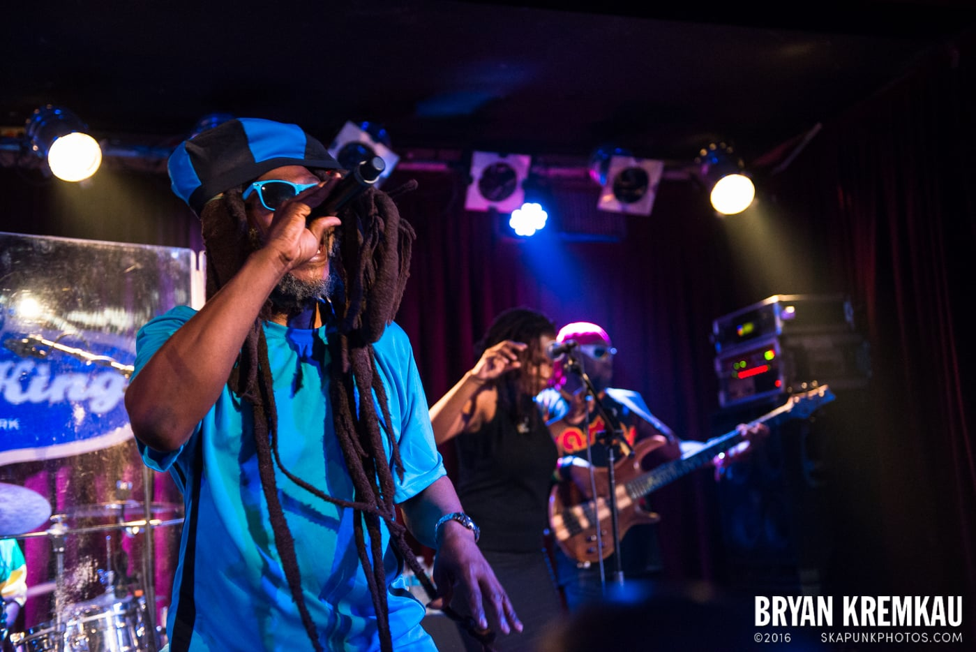 Steel Pulse @ B.B King Blues Club, NYC (49)