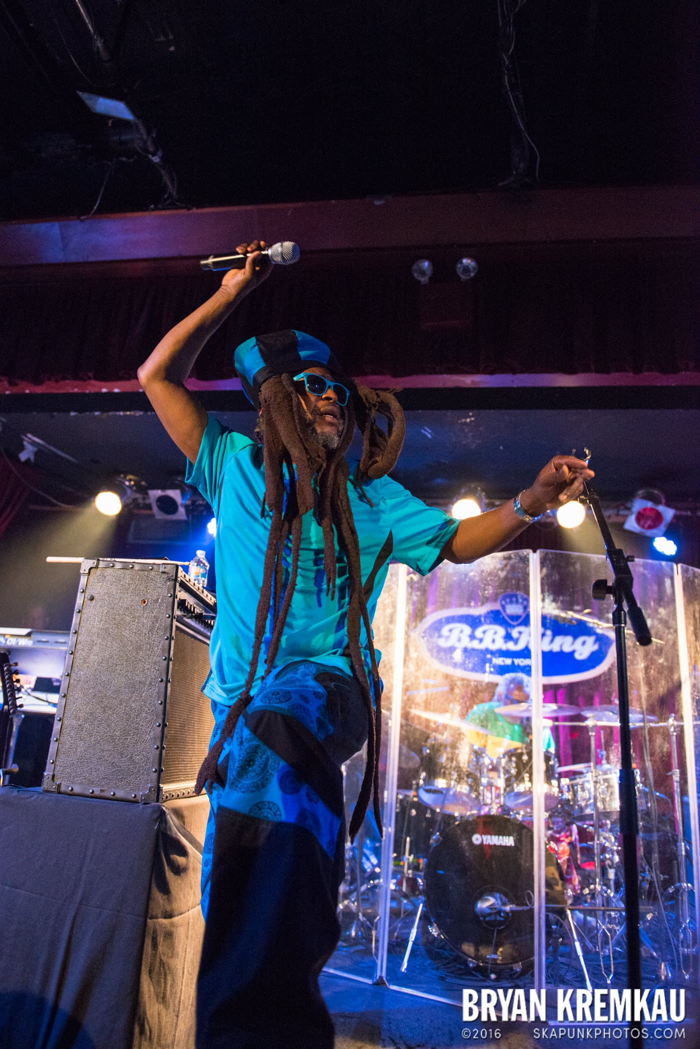 Steel Pulse @ B.B King Blues Club, NYC (47)