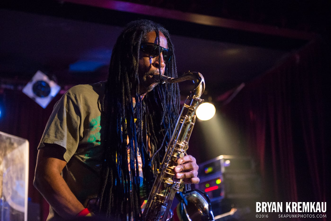 Steel Pulse @ B.B King Blues Club, NYC (46)