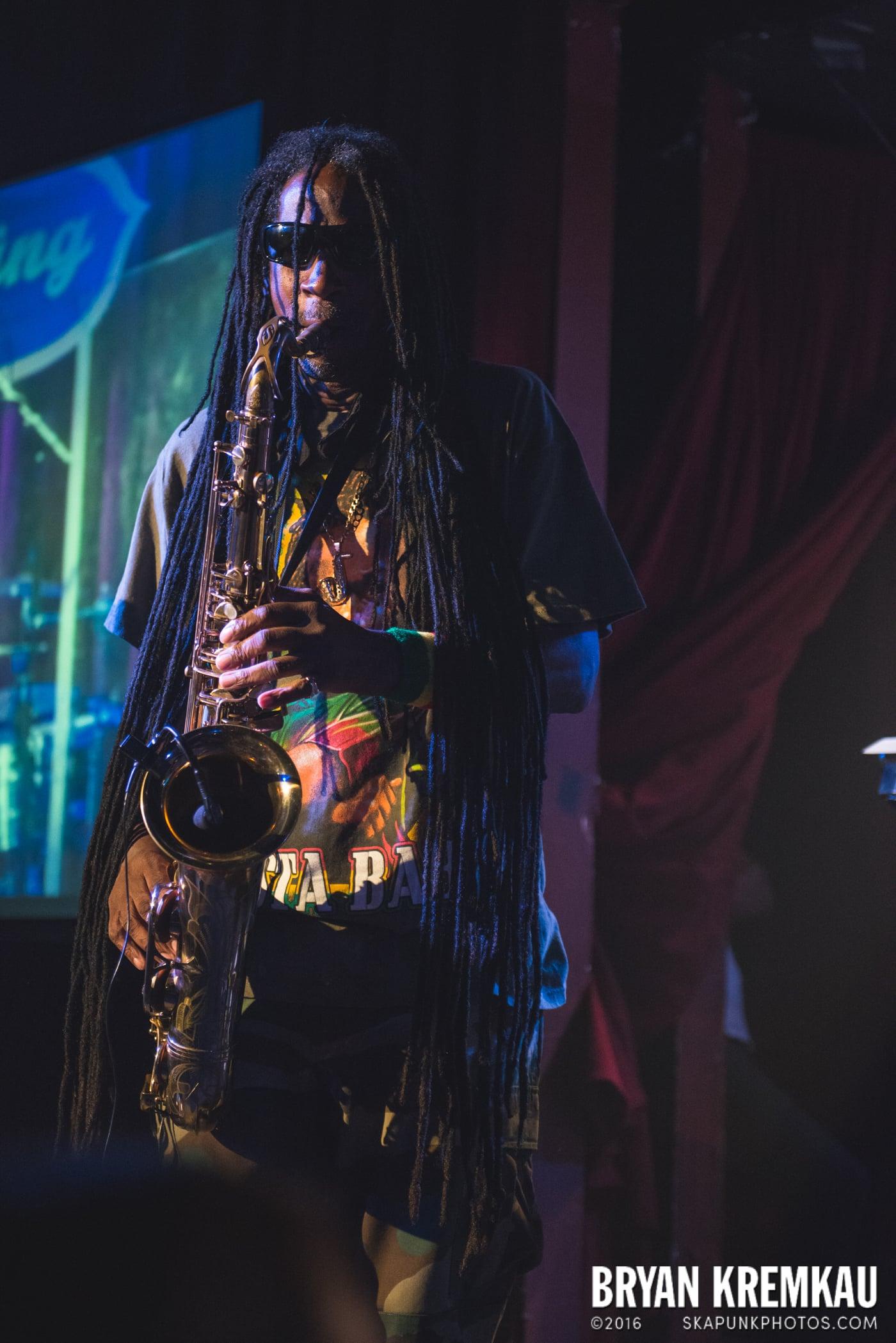 Steel Pulse @ B.B King Blues Club, NYC (44)