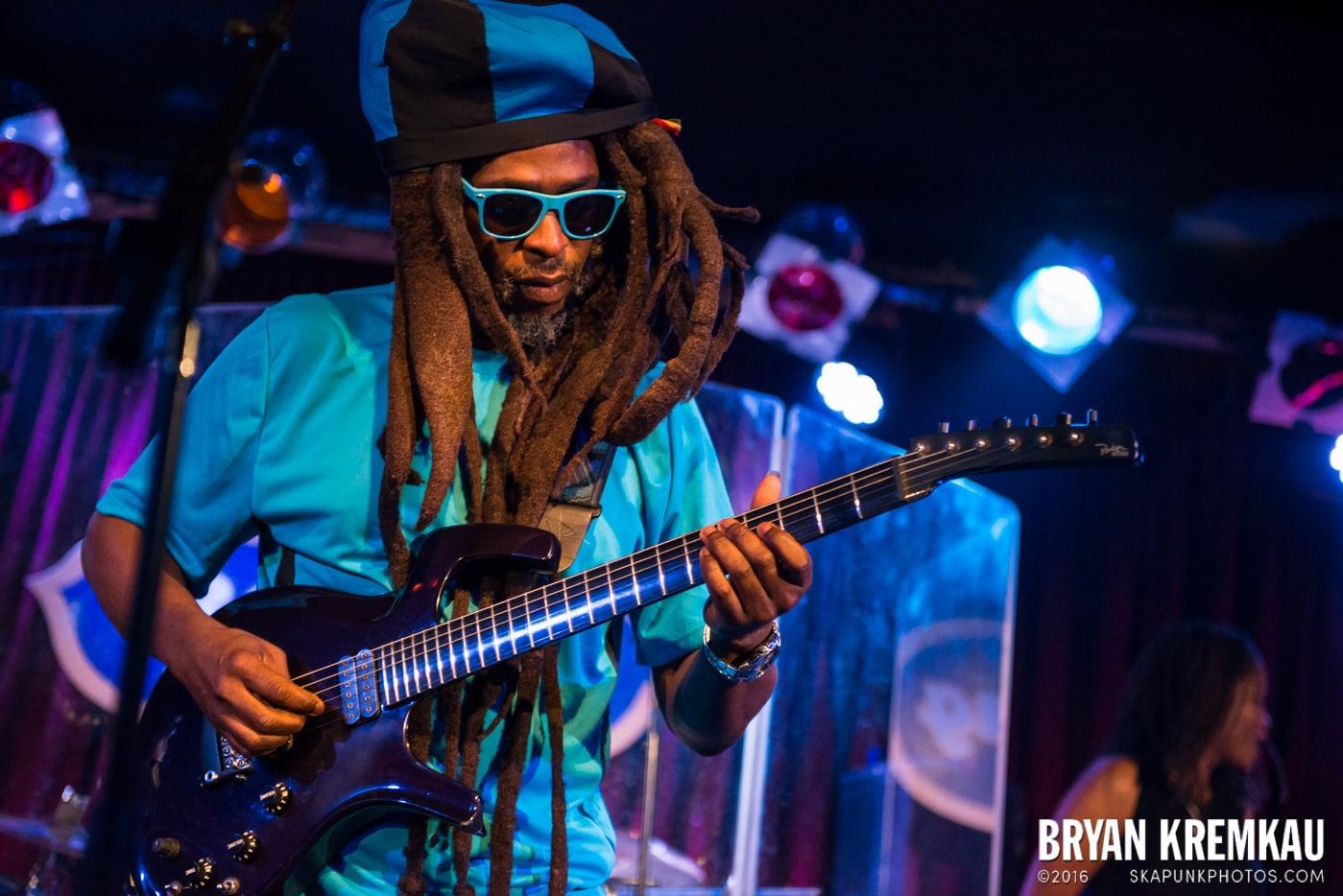 Steel Pulse @ B.B King Blues Club, NYC (43)