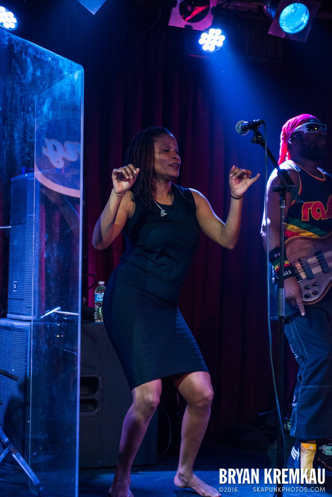 Steel Pulse @ B.B King Blues Club, NYC (42)