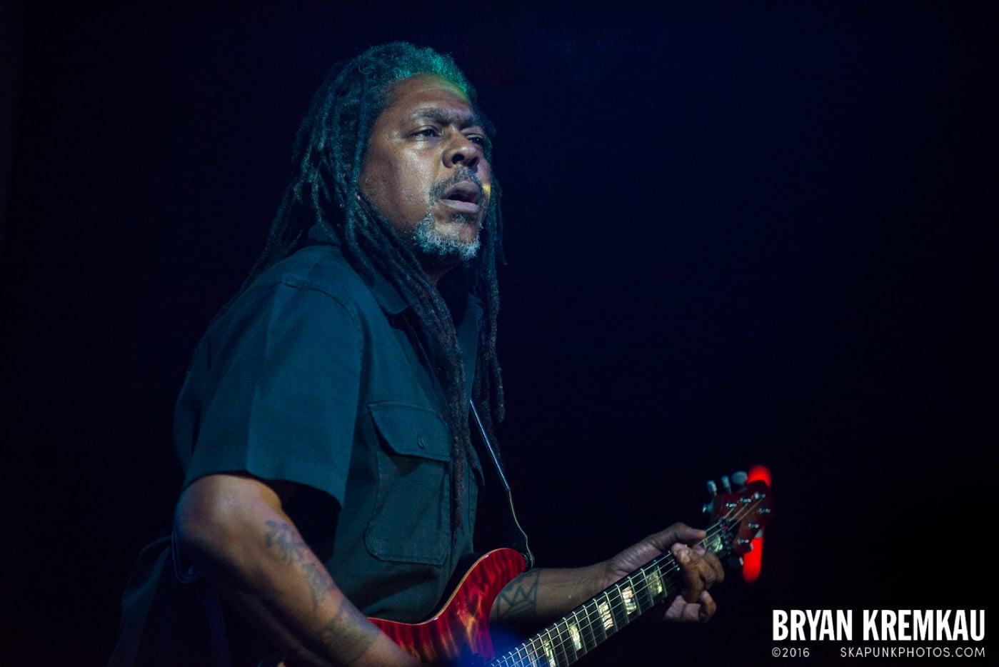 Steel Pulse @ B.B King Blues Club, NYC (41)