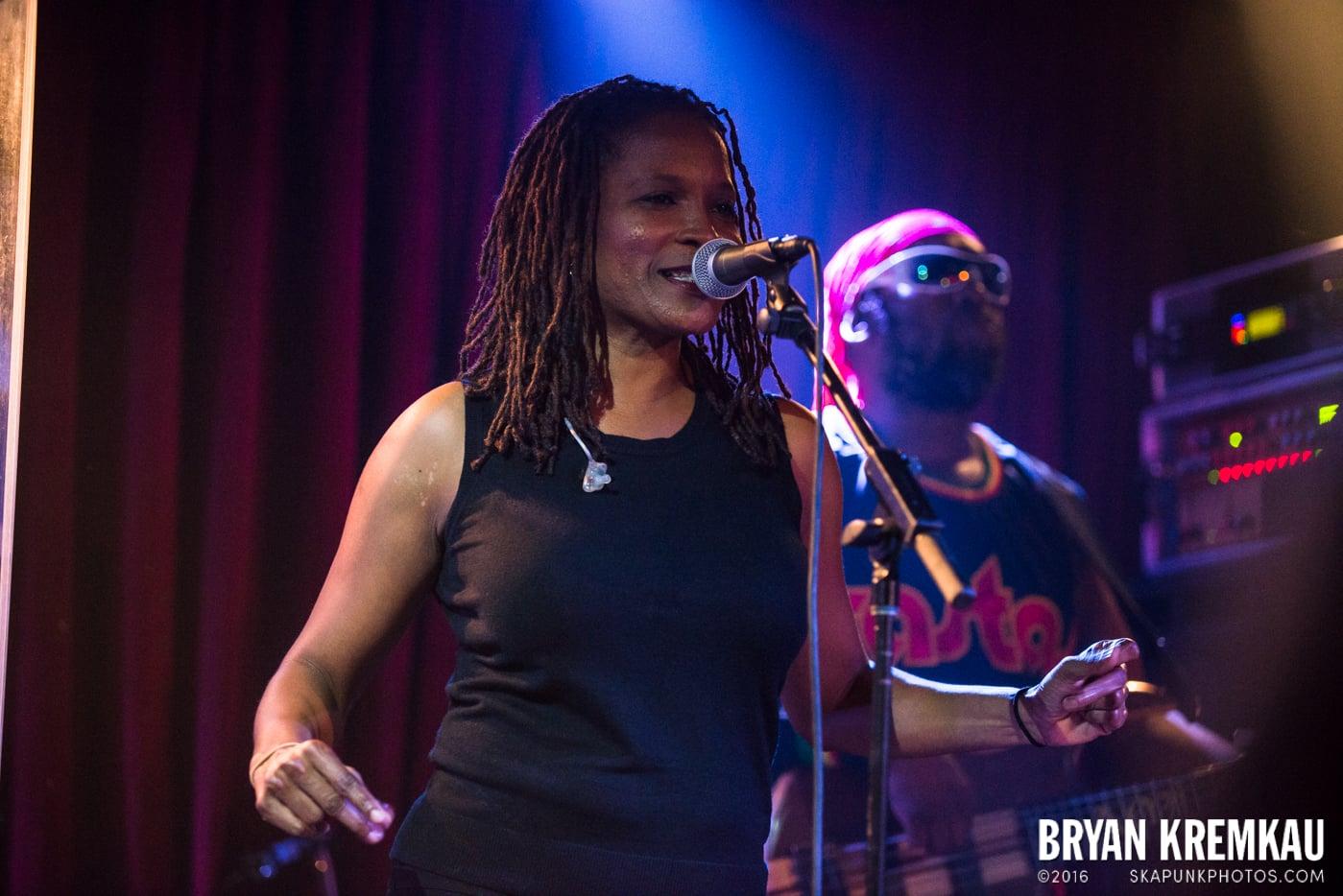 Steel Pulse @ B.B King Blues Club, NYC (36)