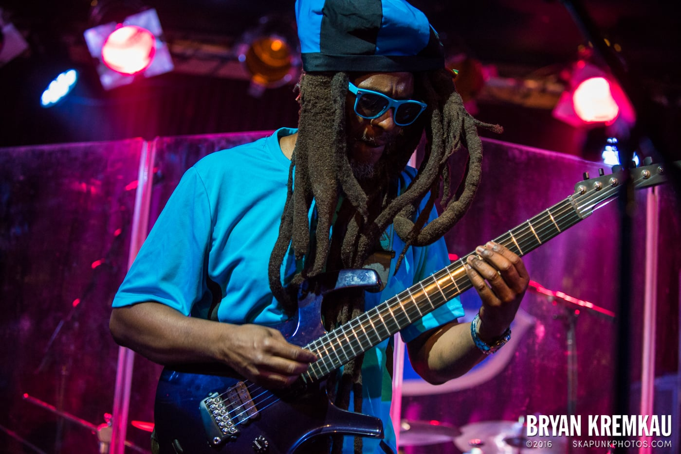 Steel Pulse @ B.B King Blues Club, NYC (34)