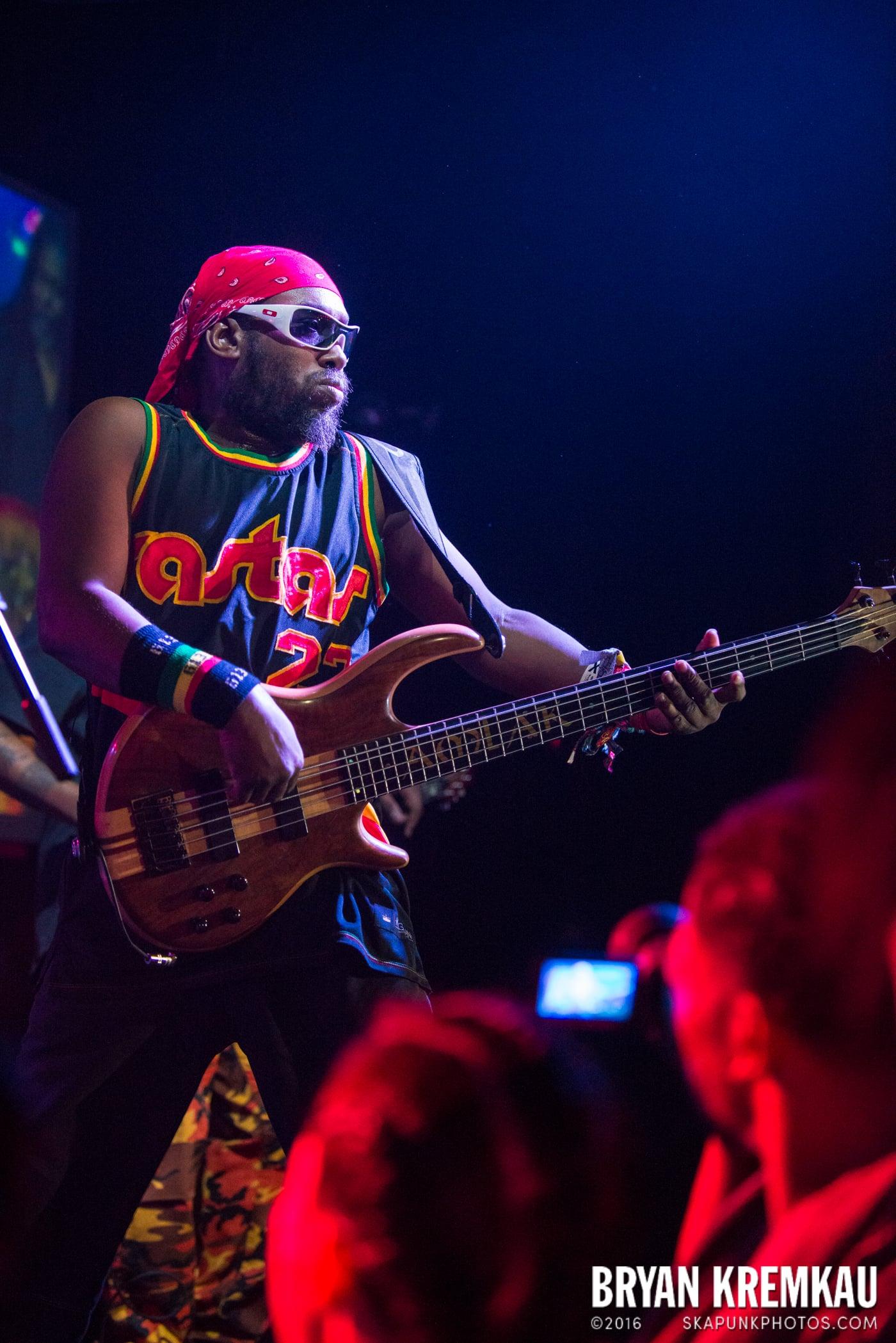 Steel Pulse @ B.B King Blues Club, NYC (32)