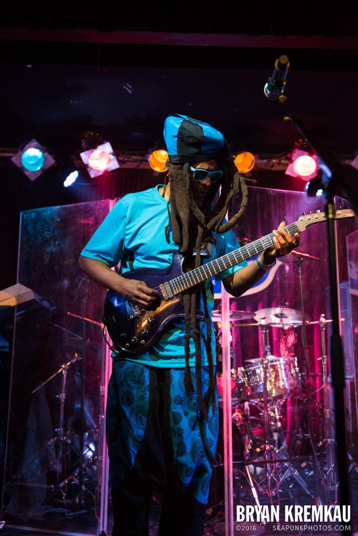 Steel Pulse @ B.B King Blues Club, NYC (31)