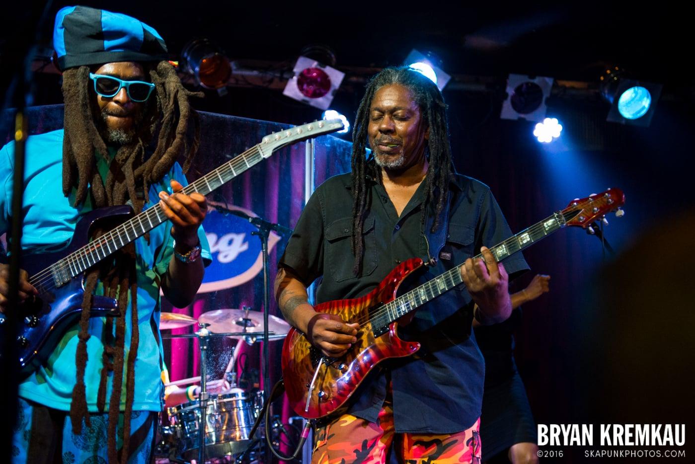Steel Pulse @ B.B King Blues Club, NYC (30)