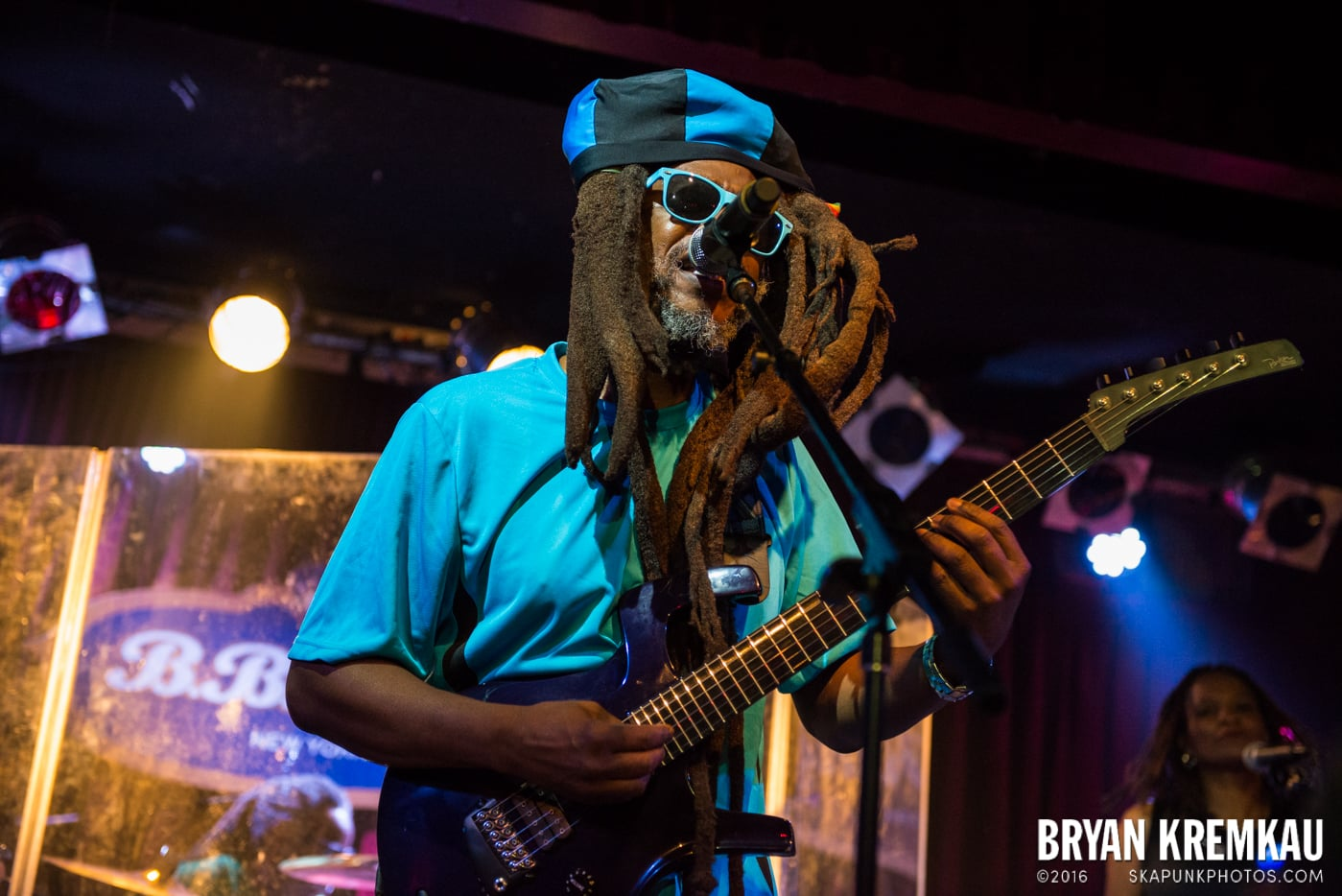 Steel Pulse @ B.B King Blues Club, NYC (29)
