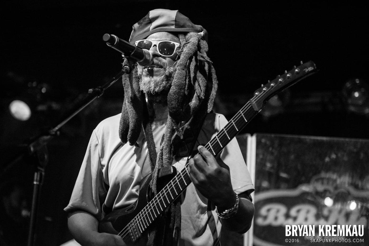 Steel Pulse @ B.B King Blues Club, NYC (28)