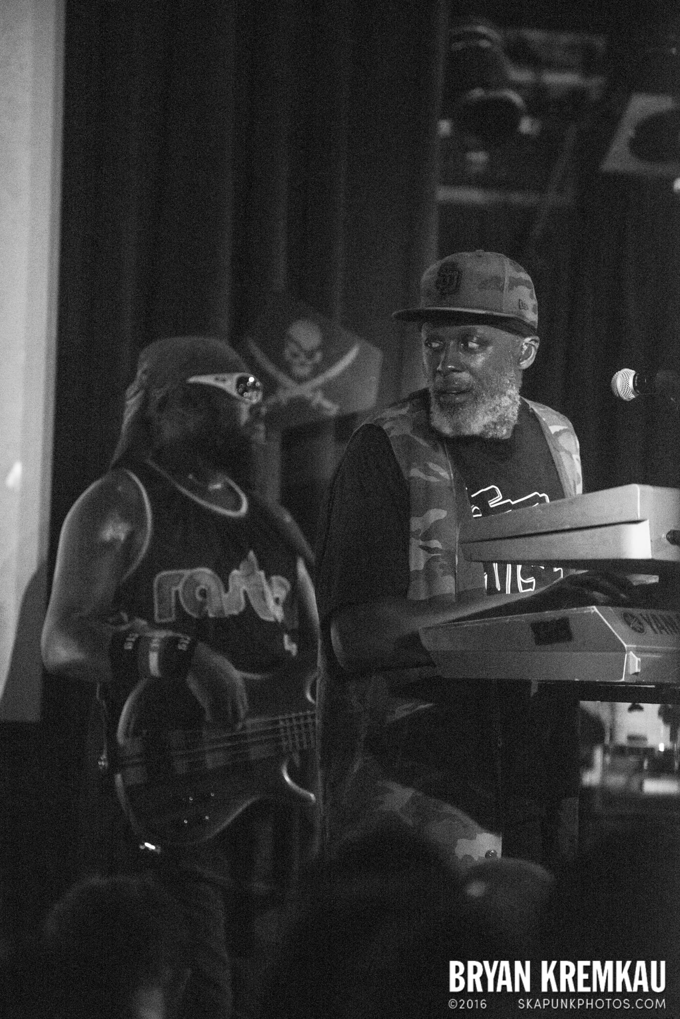Steel Pulse @ B.B King Blues Club, NYC (27)