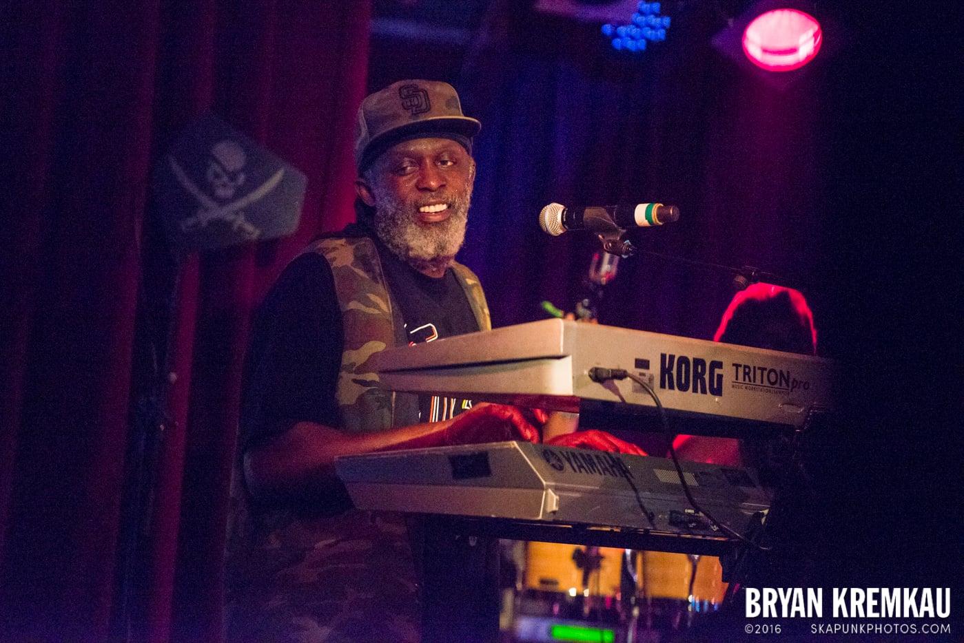 Steel Pulse @ B.B King Blues Club, NYC (26)