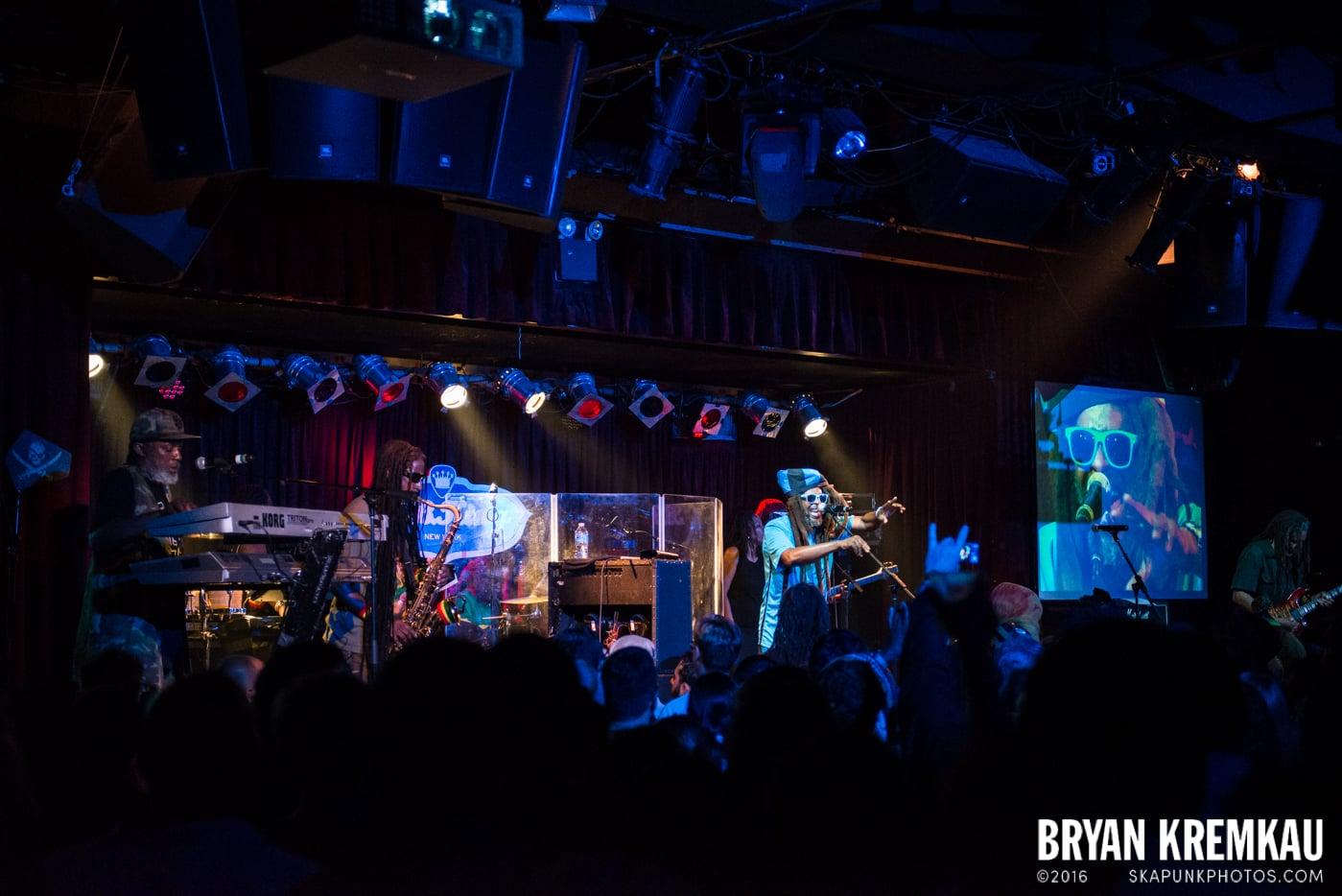 Steel Pulse @ B.B King Blues Club, NYC (24)