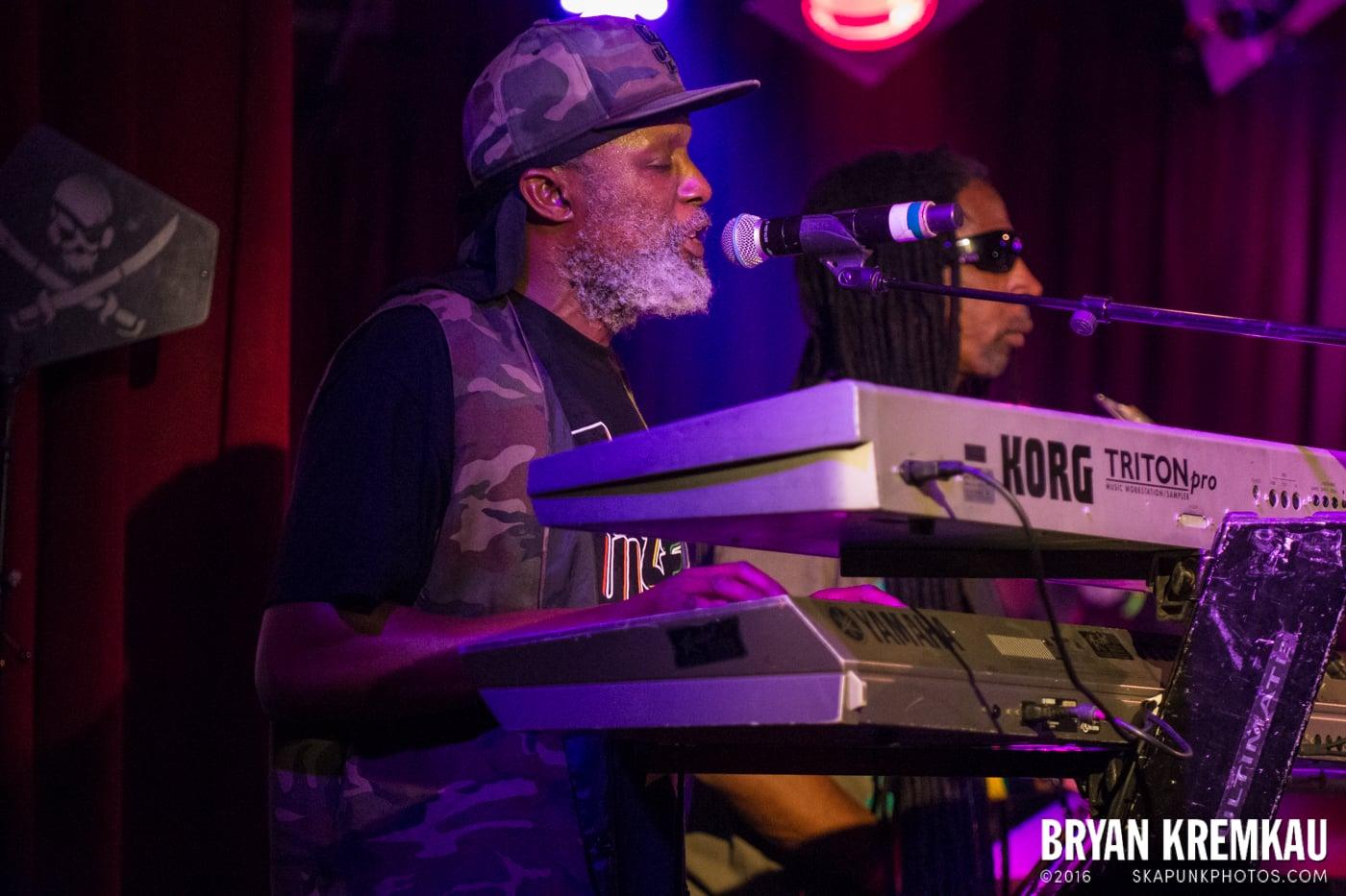 Steel Pulse @ B.B King Blues Club, NYC (22)