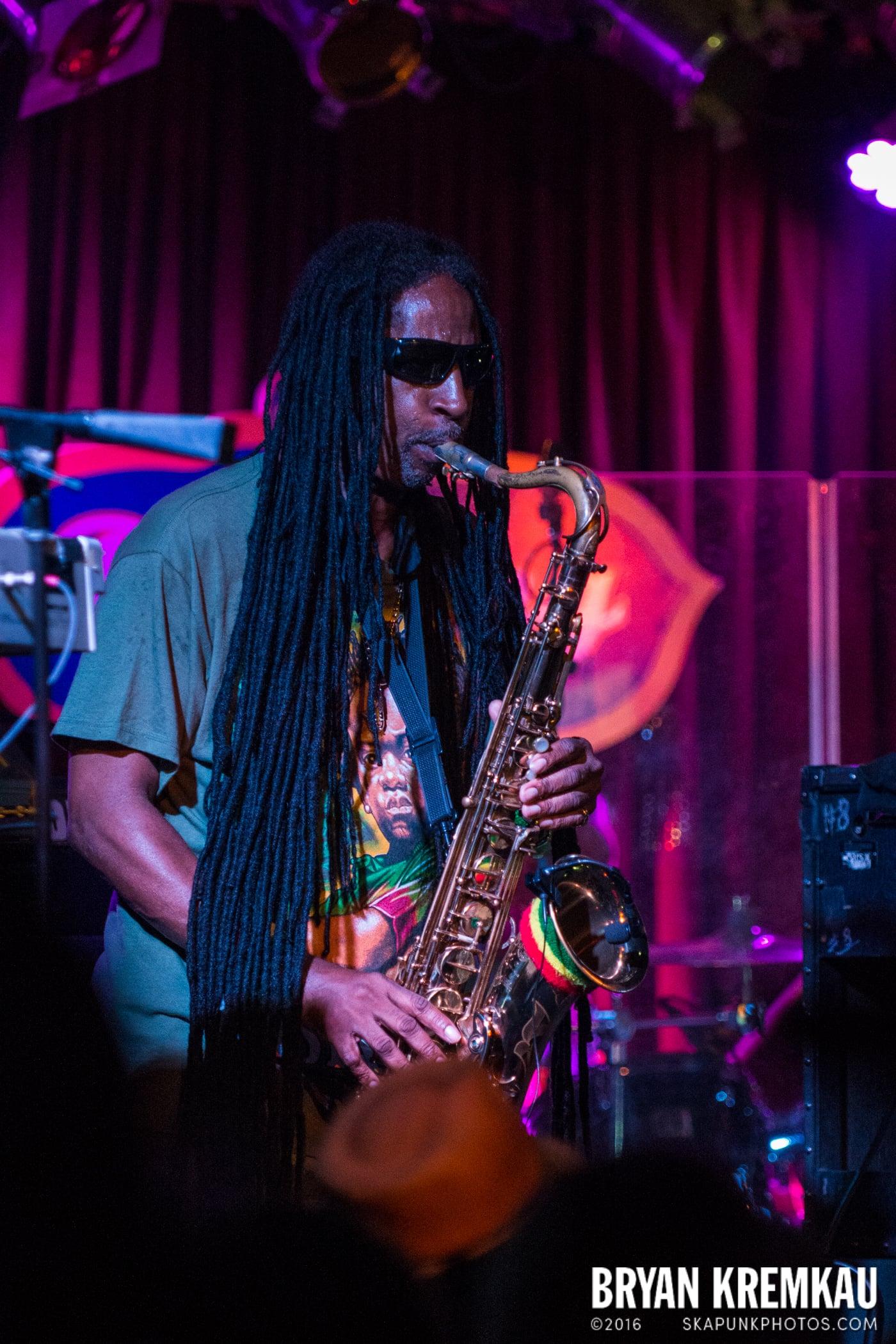Steel Pulse @ B.B King Blues Club, NYC (21)