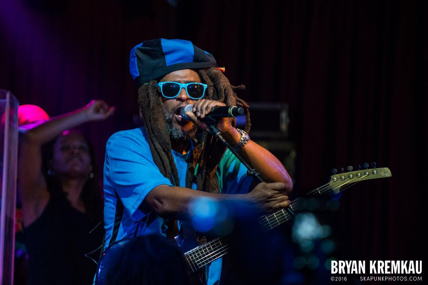 Steel Pulse @ B.B King Blues Club, NYC (20)