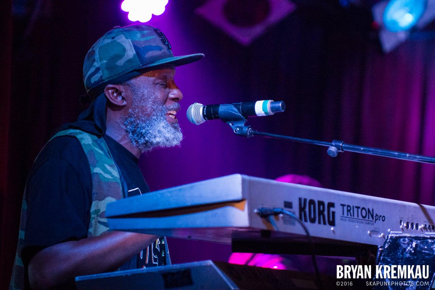 Steel Pulse @ B.B King Blues Club, NYC (19)