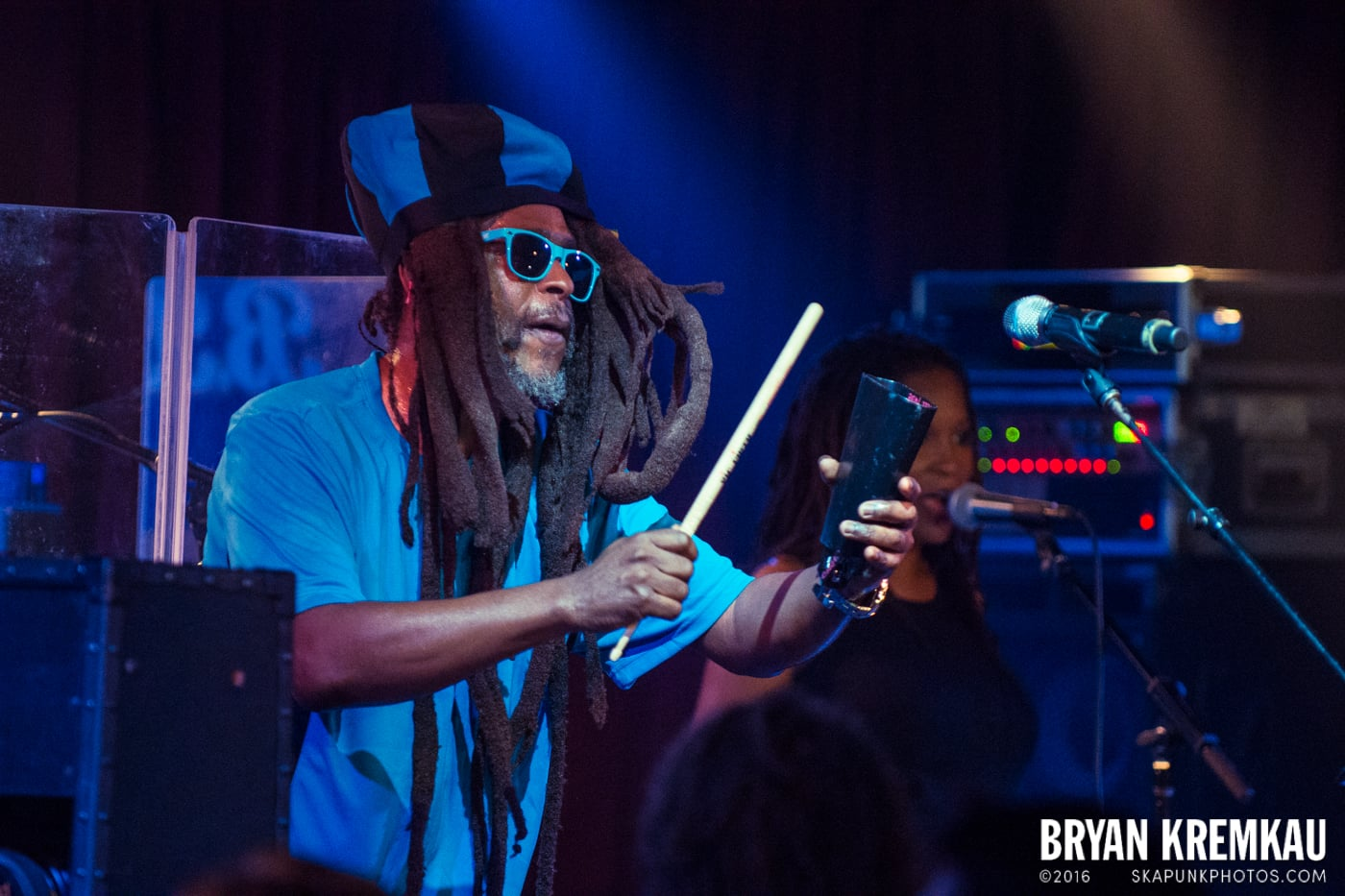 Steel Pulse @ B.B King Blues Club, NYC (18)