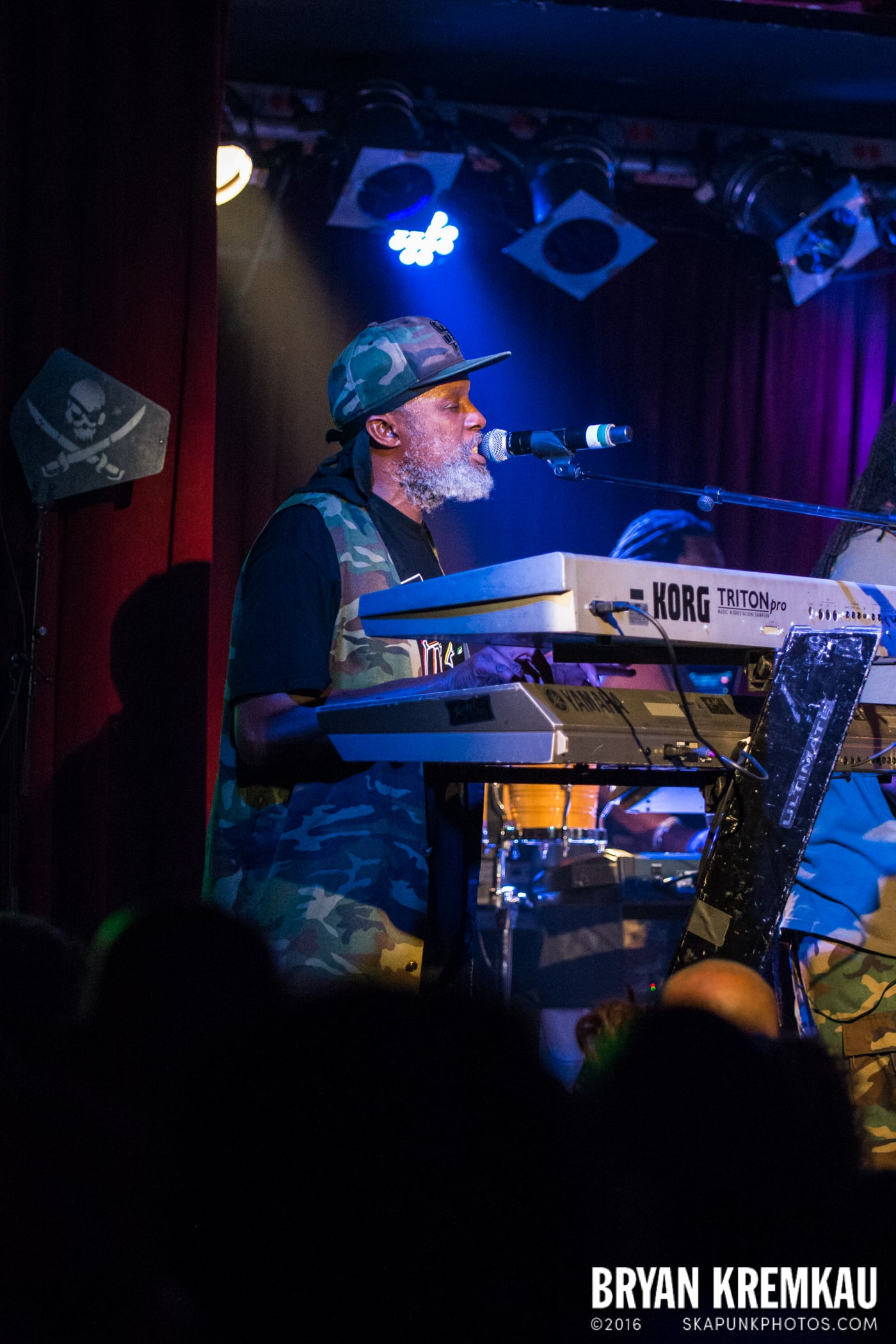 Steel Pulse @ B.B King Blues Club, NYC (17)