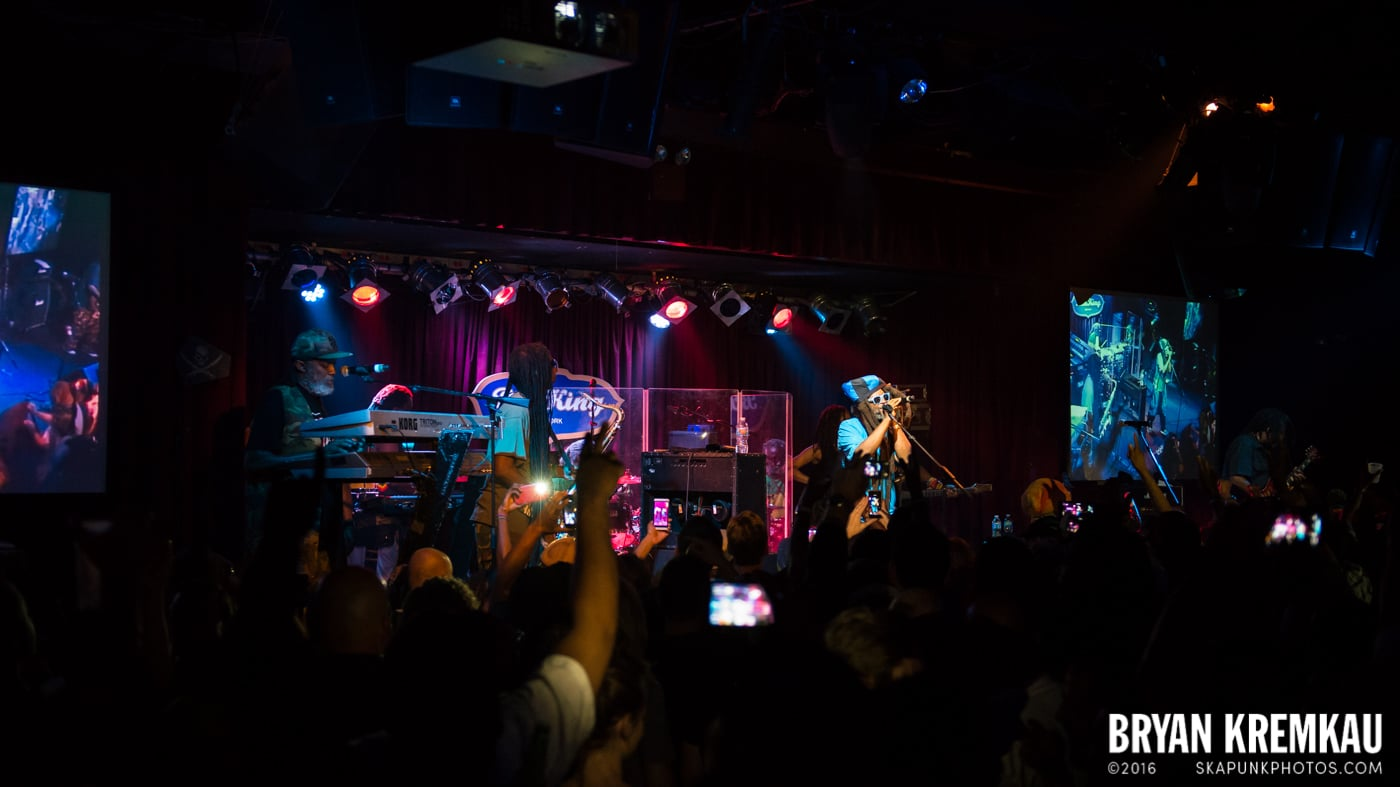 Steel Pulse @ B.B King Blues Club, NYC (15)