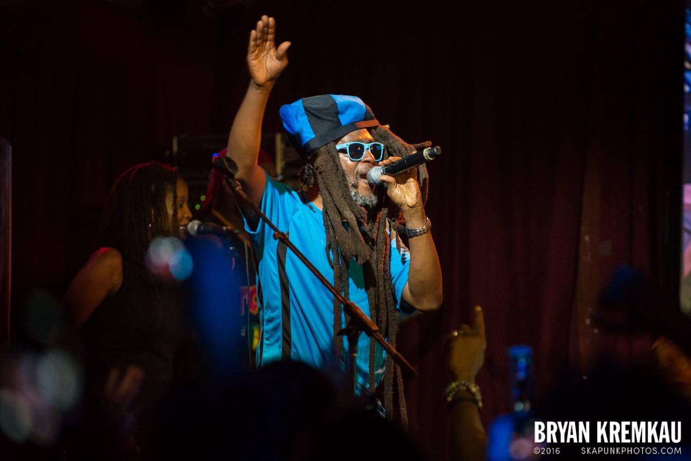 Steel Pulse @ B.B King Blues Club, NYC (14)