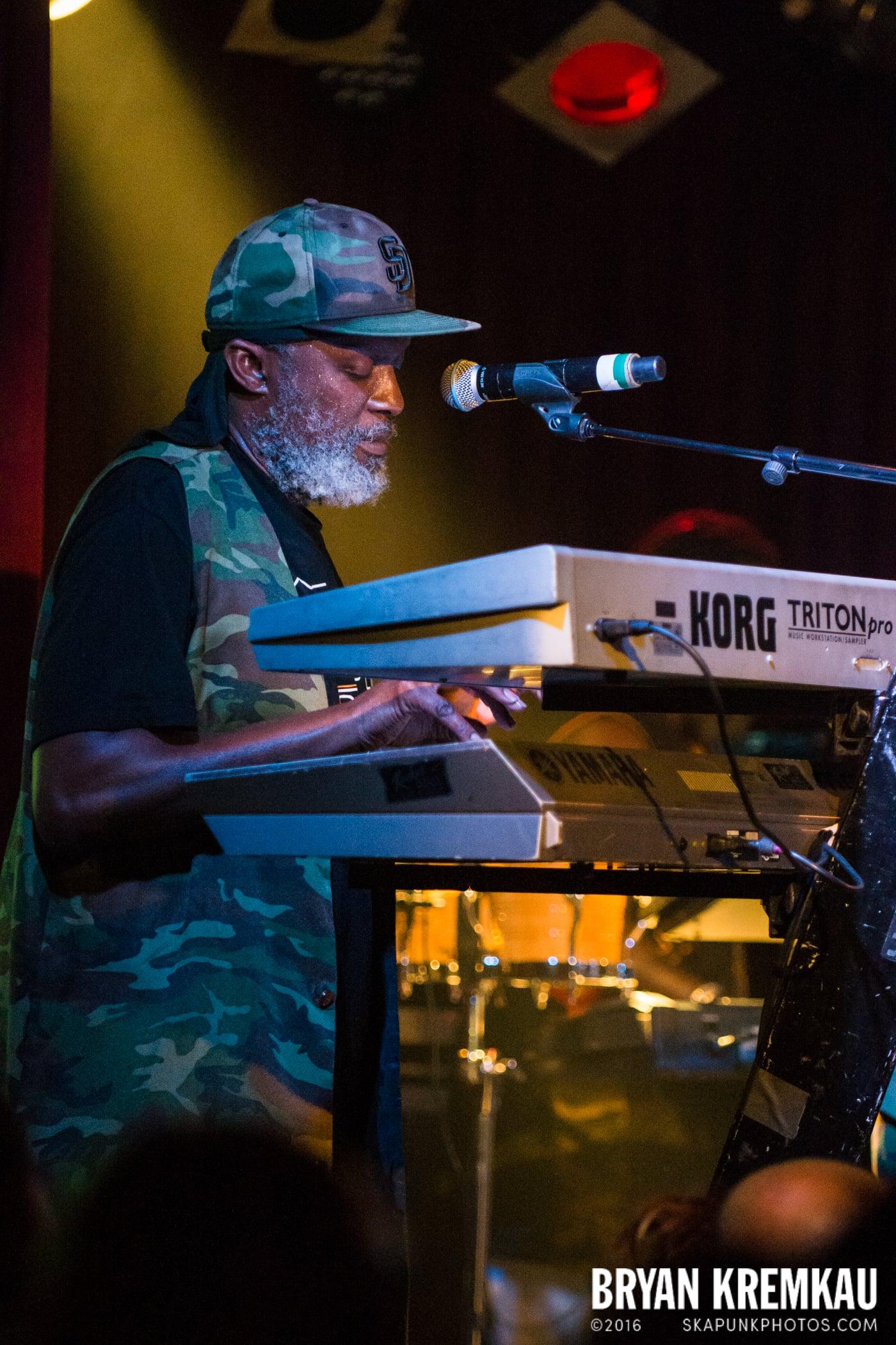 Steel Pulse @ B.B King Blues Club, NYC (13)
