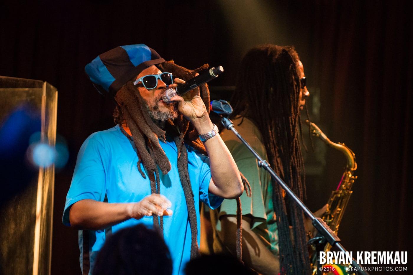 Steel Pulse @ B.B King Blues Club, NYC (12)