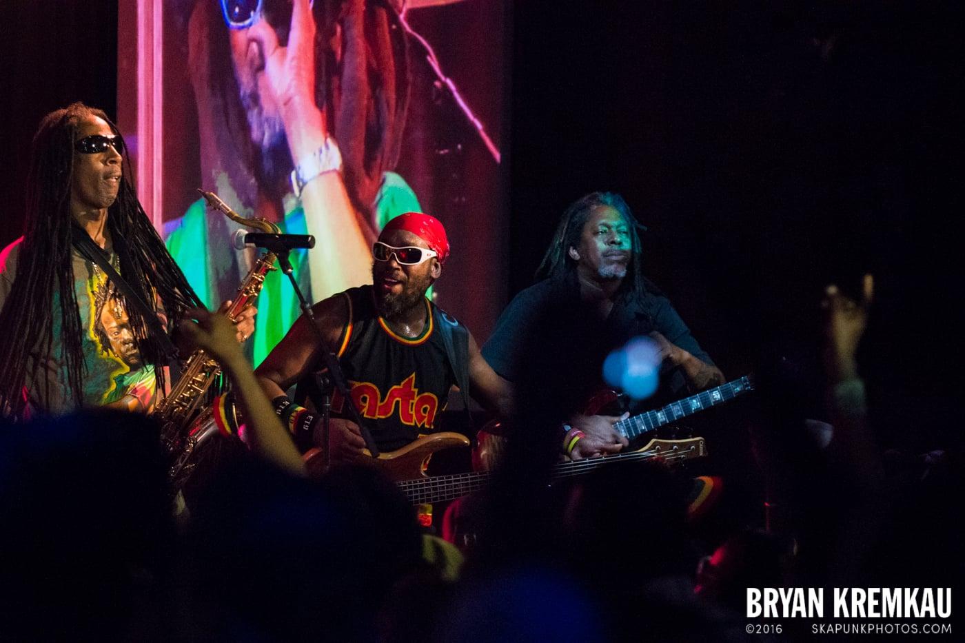 Steel Pulse @ B.B King Blues Club, NYC (11)