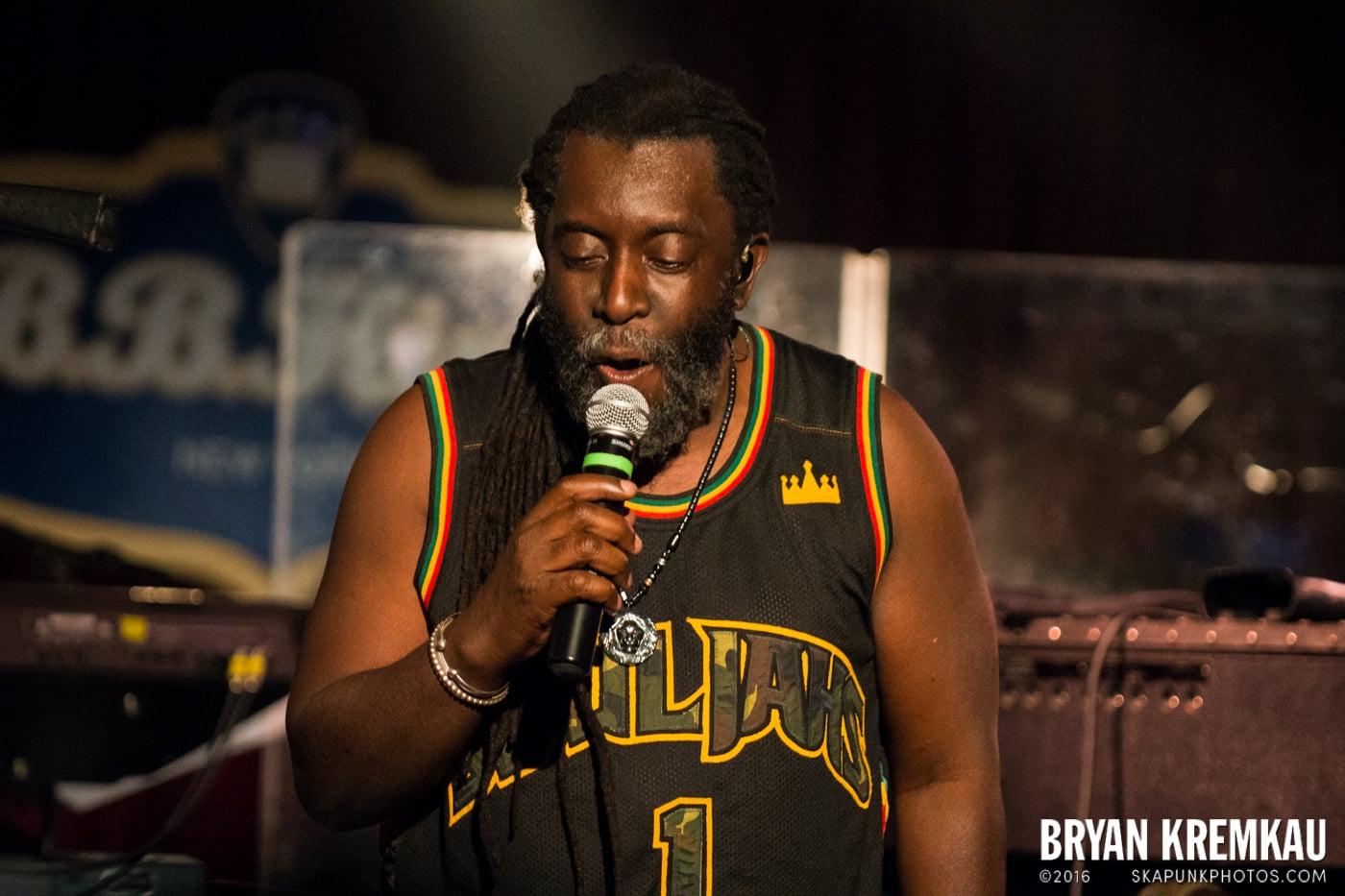 Steel Pulse @ B.B King Blues Club, NYC (10)