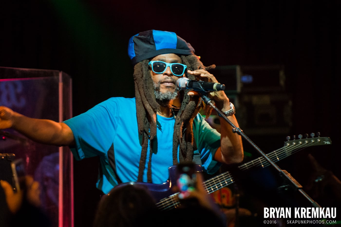 Steel Pulse @ B.B King Blues Club, NYC (9)