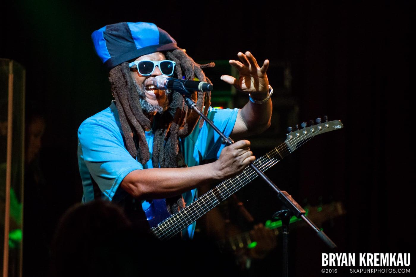 Steel Pulse @ B.B King Blues Club, NYC (7)