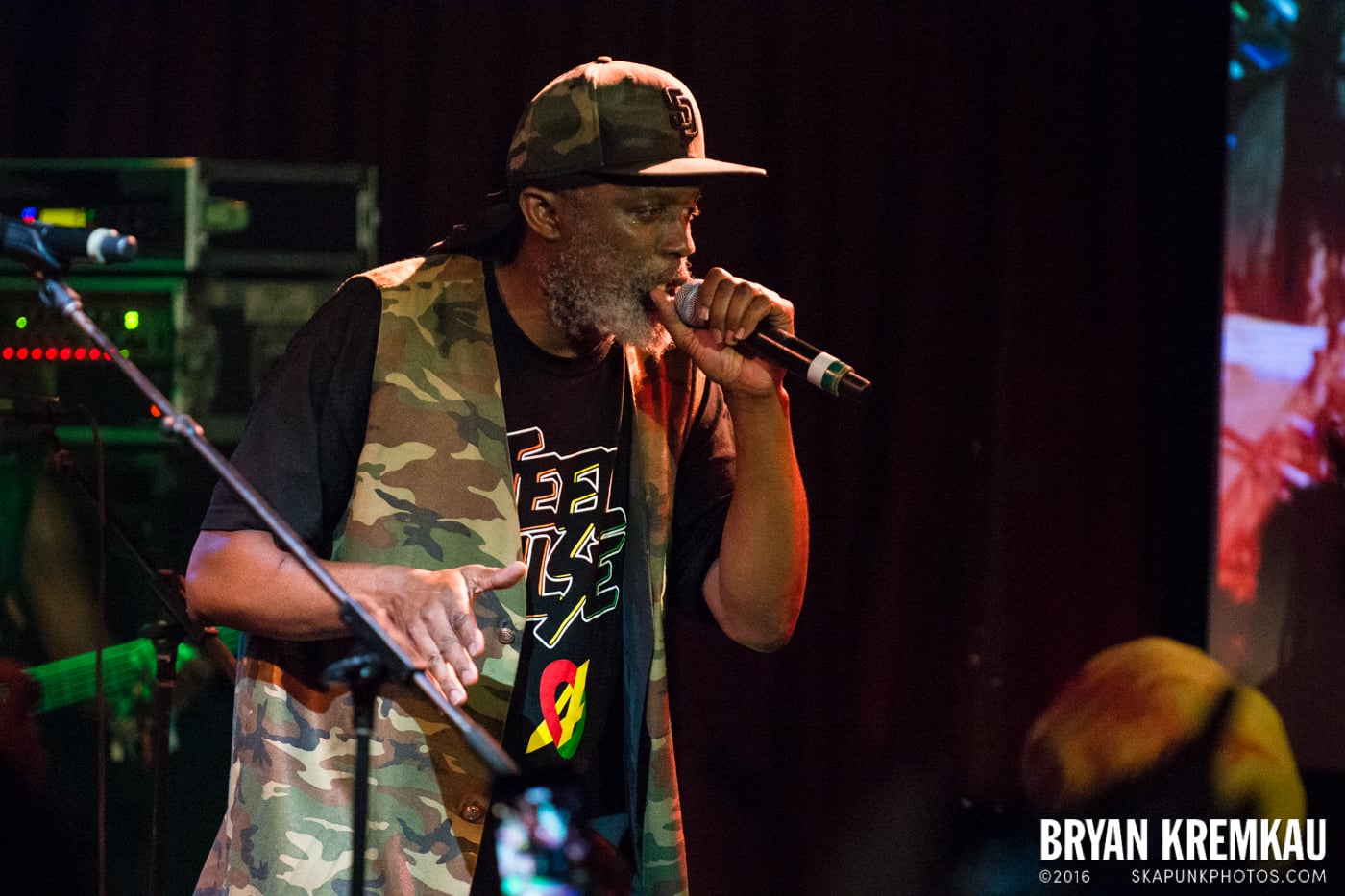 Steel Pulse @ B.B King Blues Club, NYC (6)