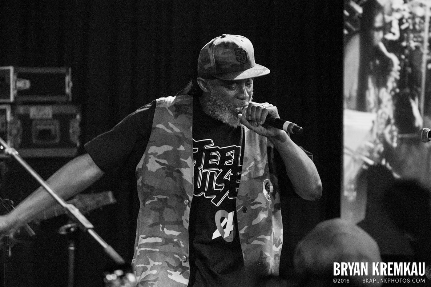 Steel Pulse @ B.B King Blues Club, NYC (5)