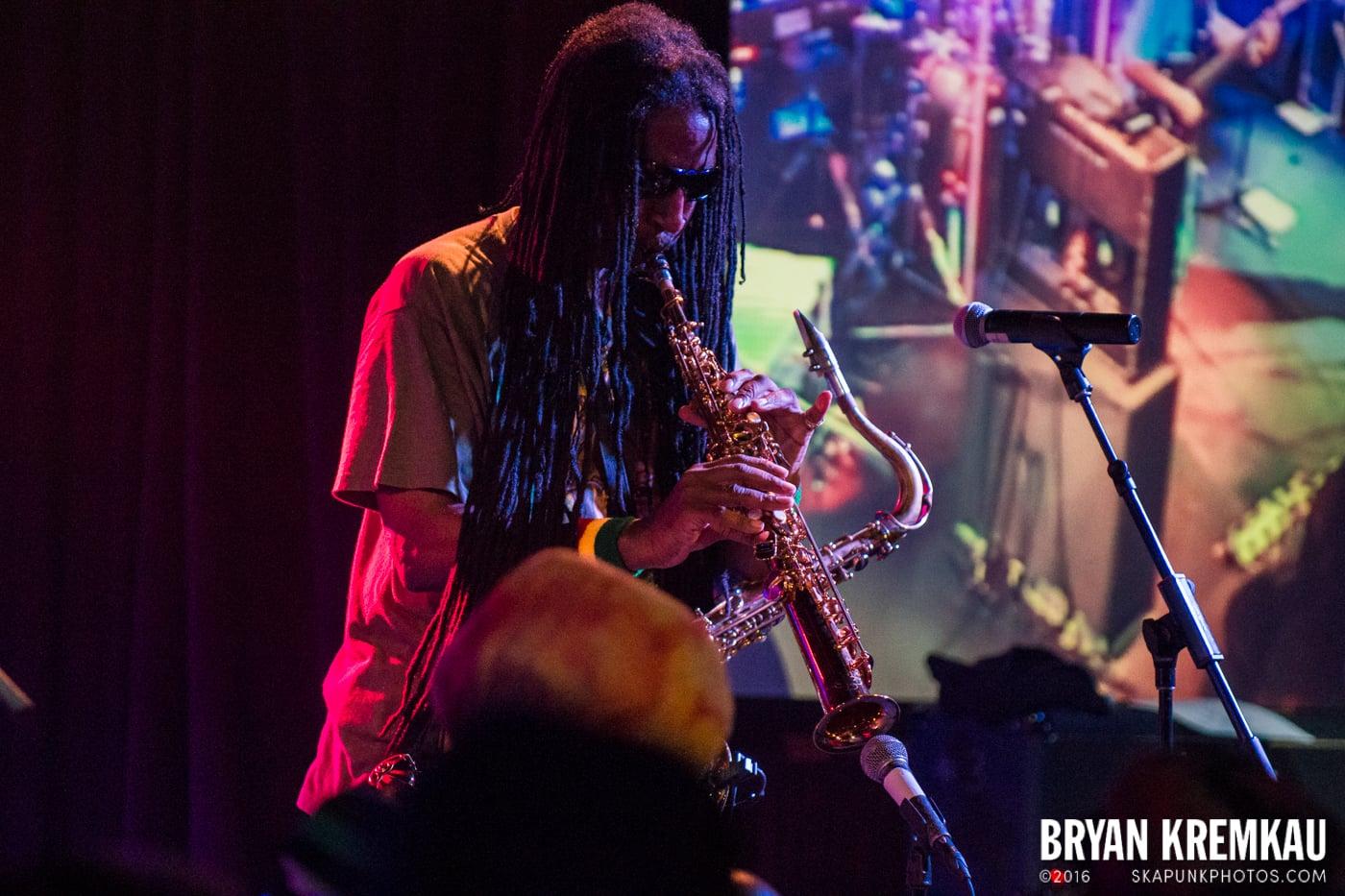 Steel Pulse @ B.B King Blues Club, NYC (3)