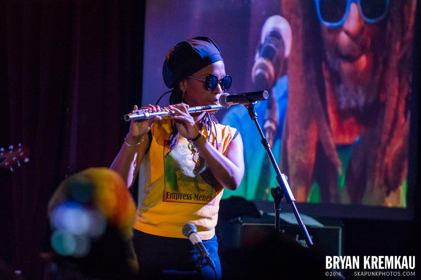 Steel Pulse @ B.B King Blues Club, NYC (2)
