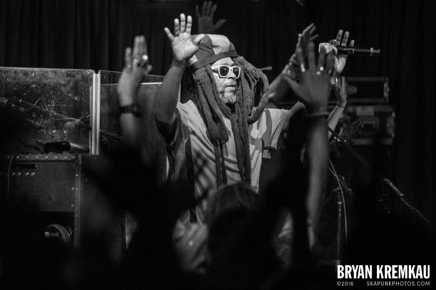 Steel Pulse @ B.B King Blues Club, NYC (1)