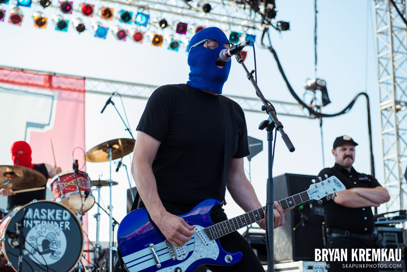 Masked Intruder @ Stone Pony Summer Stage, Asbury Park, NJ - 8.15.15 (21)