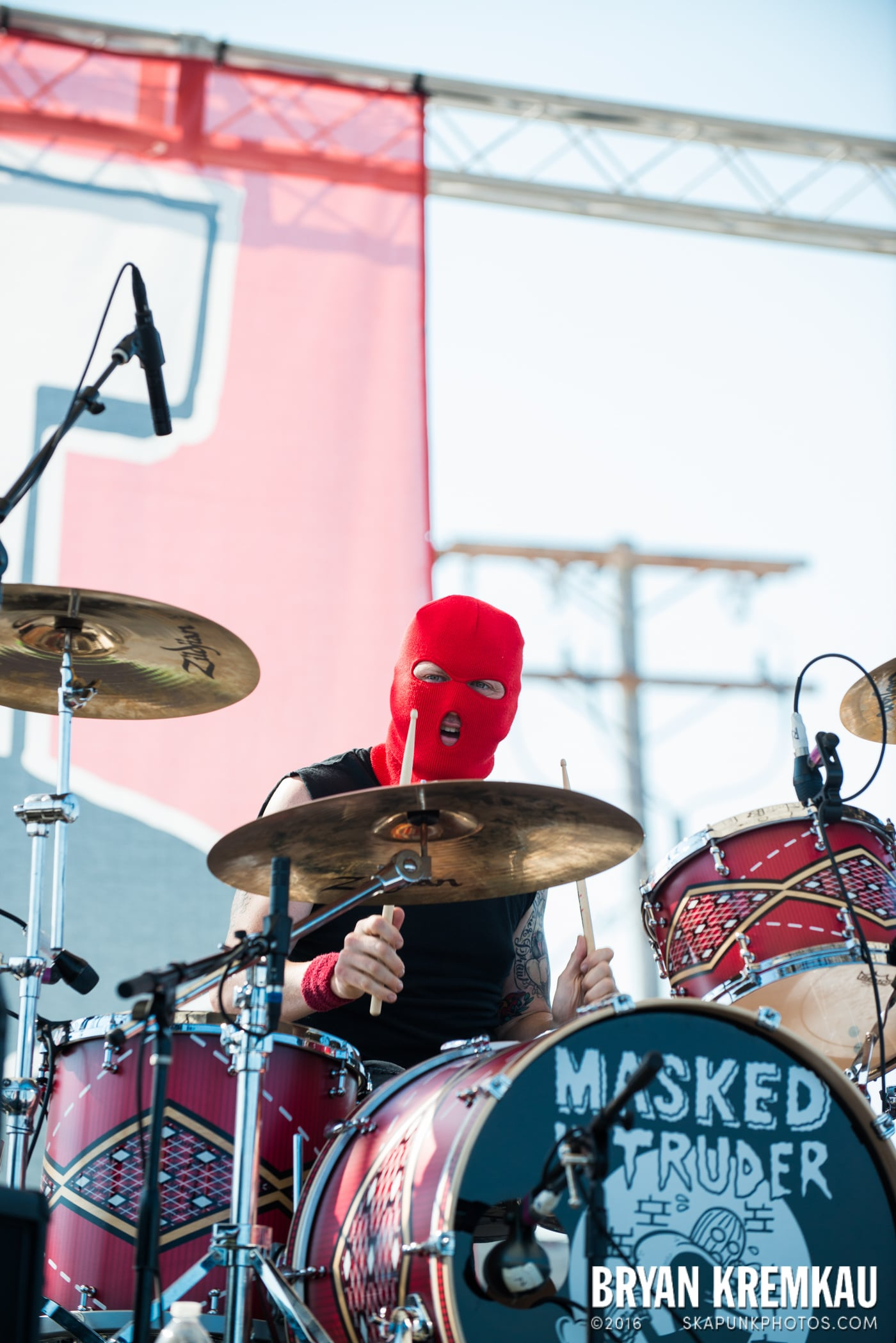 Masked Intruder @ Stone Pony Summer Stage, Asbury Park, NJ - 8.15.15 (16)