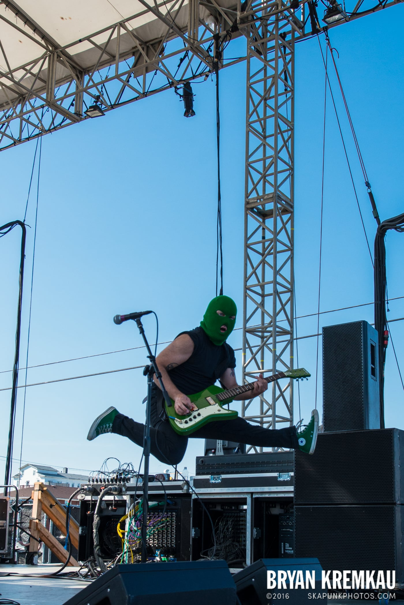 Masked Intruder @ Stone Pony Summer Stage, Asbury Park, NJ - 8.15.15 (10)