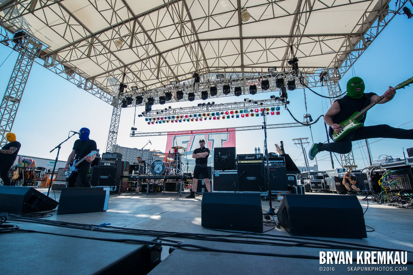 Masked Intruder @ Stone Pony Summer Stage, Asbury Park, NJ - 8.15.15 (5)