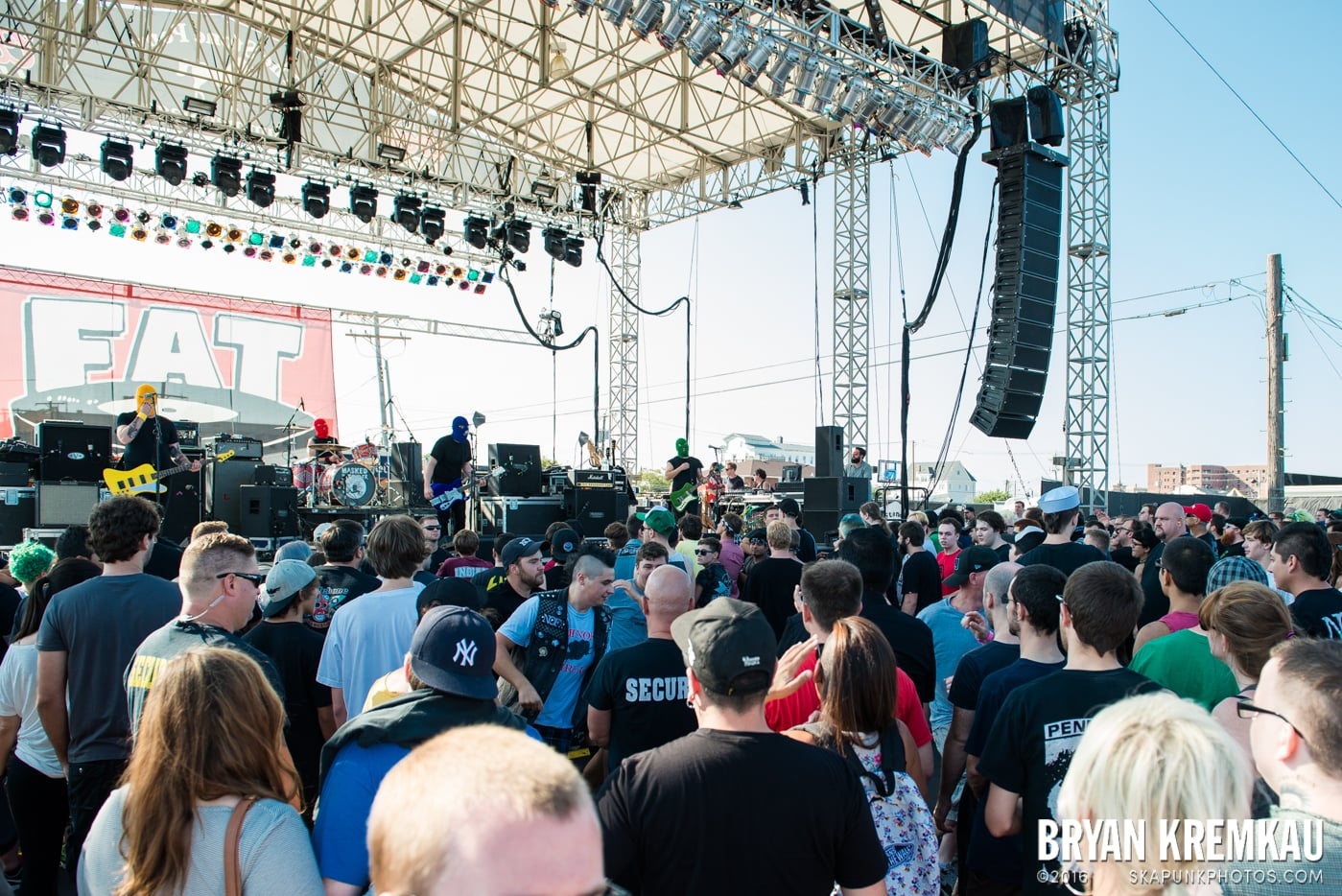 Masked Intruder @ Stone Pony Summer Stage, Asbury Park, NJ - 8.15.15 (1)