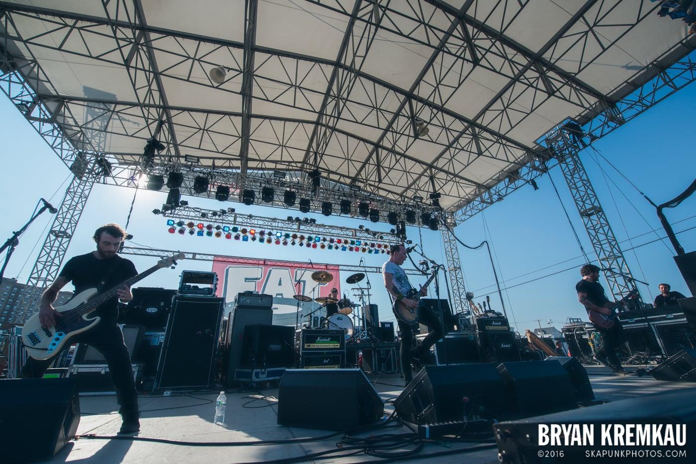 The Flatliners @ Stone Pony Summer Stage, Asbury Park, NJ - 8.15.15 (7)