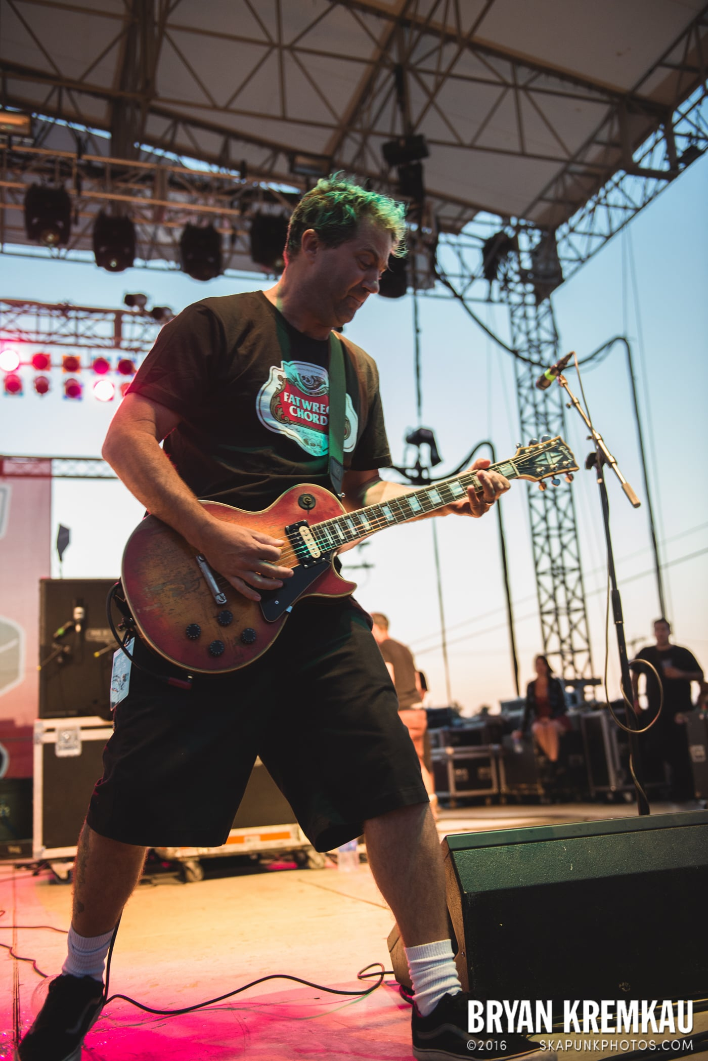 Lagwagon @ Stone Pony Summer Stage, Asbury Park, NJ - 8.15.15 (40)