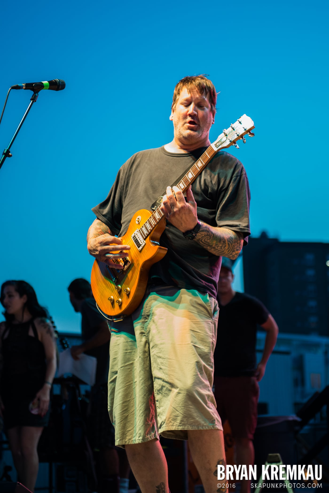 Lagwagon @ Stone Pony Summer Stage, Asbury Park, NJ - 8.15.15 (31)