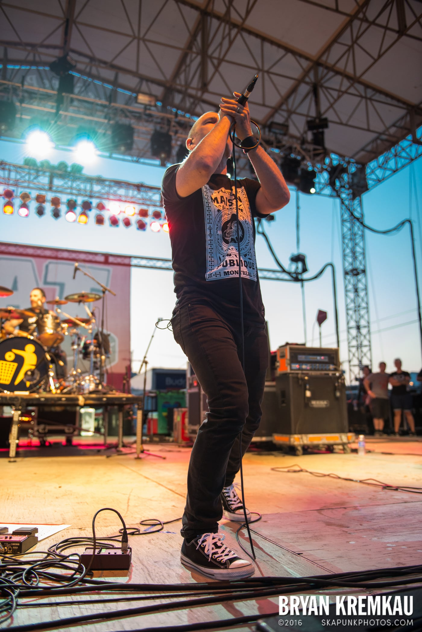 Lagwagon @ Stone Pony Summer Stage, Asbury Park, NJ - 8.15.15 (30)