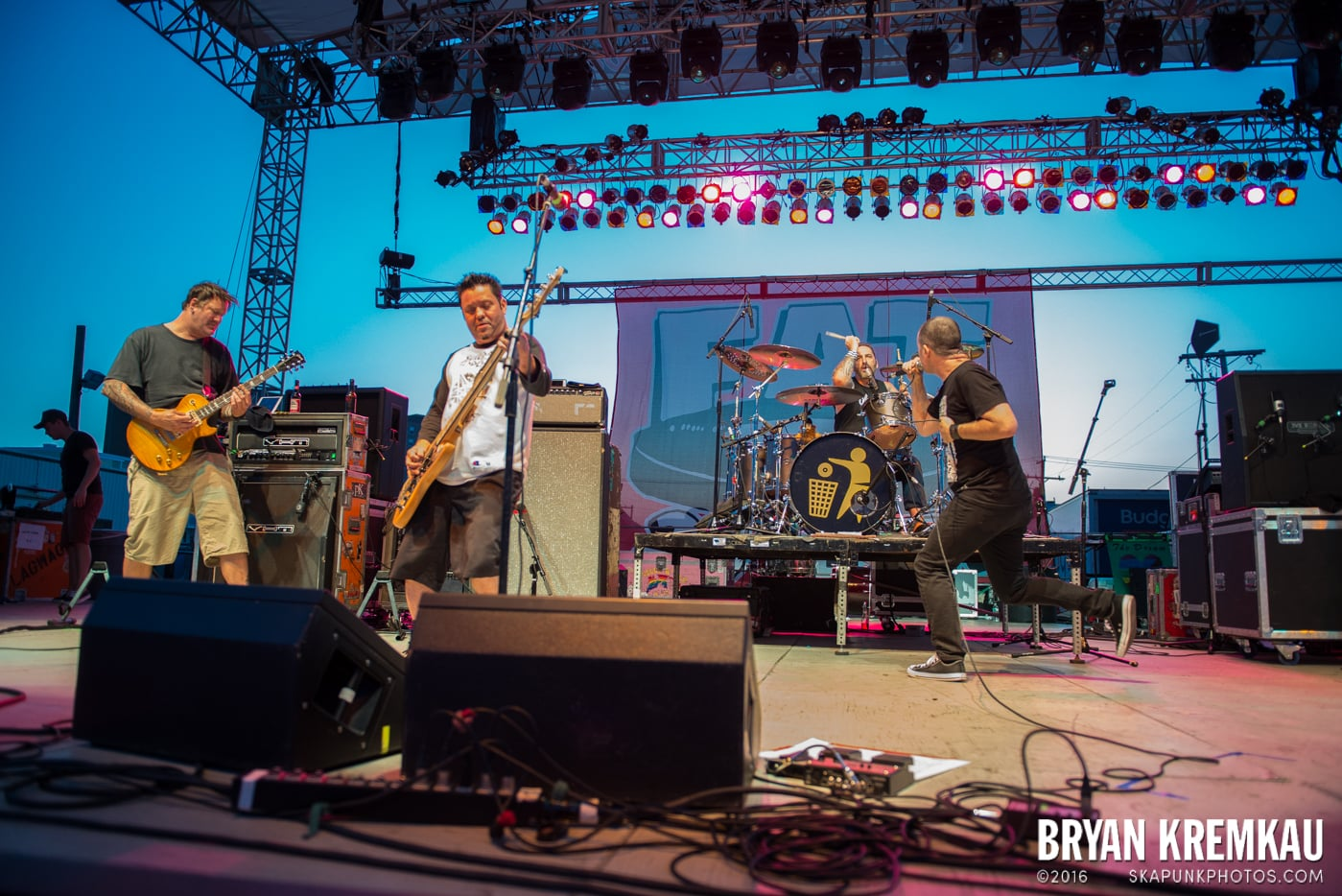 Lagwagon @ Stone Pony Summer Stage, Asbury Park, NJ - 8.15.15 (29)