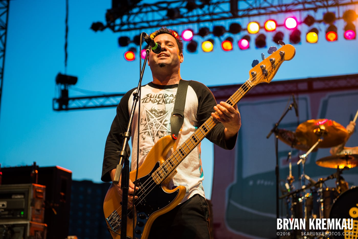 Lagwagon @ Stone Pony Summer Stage, Asbury Park, NJ - 8.15.15 (25)