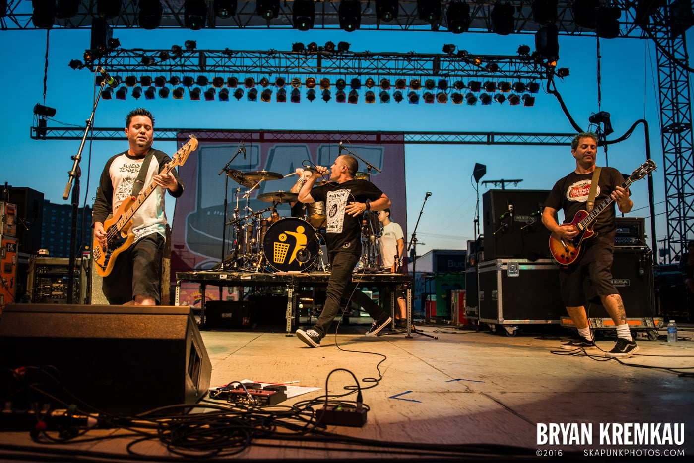 Lagwagon @ Stone Pony Summer Stage, Asbury Park, NJ - 8.15.15 (21)
