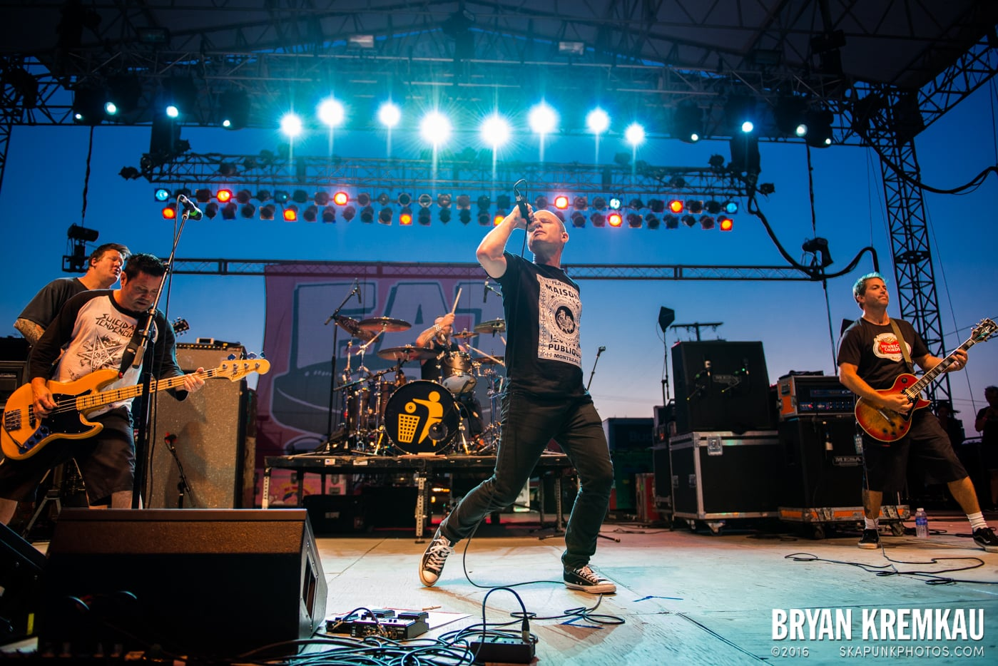 Lagwagon @ Stone Pony Summer Stage, Asbury Park, NJ - 8.15.15 (20)